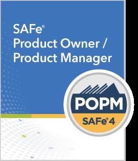 SAFe Product Owner / Product Manager utbildning och certifiering