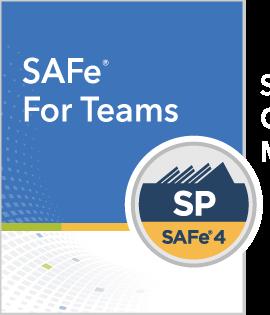 SAFe for Teams utbildning och certifiering